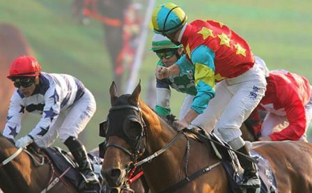 THE GURU LOOKS AT SHATIN ON SUNDAY 8