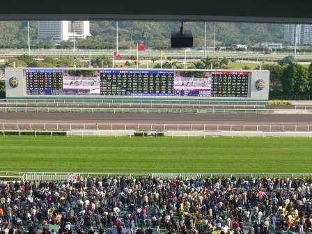 THE GURU LOOKS BACK AT NEW YEAR'S DAY AT SHATIN 19