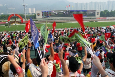 THE GURU LOOKS BACK AT NEW YEAR'S DAY AT SHATIN 21