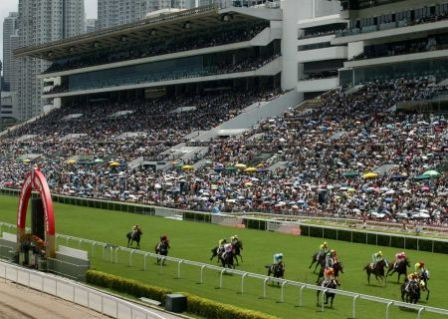 THE GURU LOOKS BACK AT NEW YEAR'S DAY AT SHATIN 3