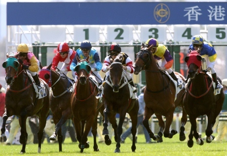 THE GURU LOOKS BACK AT NEW YEAR'S DAY AT SHATIN 4
