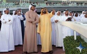 FIREWORKS IN DUBAI 2