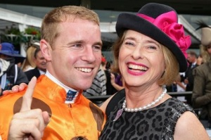 TOMMY BERRY WILL NOT BE A RASPBERRY IN HONG KONG 12