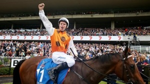 TOMMY BERRY WILL NOT BE A RASPBERRY IN HONG KONG 13