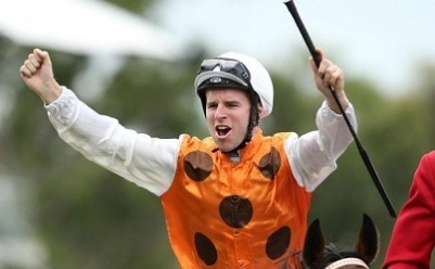 TOMMY BERRY WILL NOT BE A RASPBERRY IN HONG KONG 16