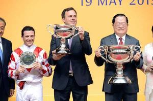 THE ROLE OF RACING IN THE MARKETING OF HONG KONG 11