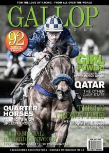 Gallop Magazine 1
