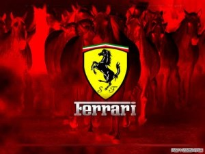 HORSE RACING, SPONSORS AND THE PRANCING HORSE 1