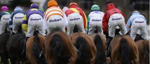 HORSE RACING, SPONSORS AND THE PRANCING HORSE 4