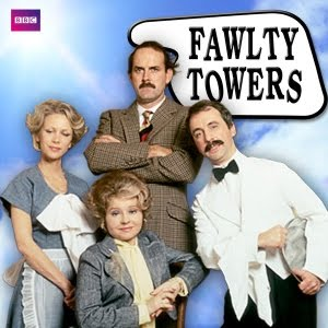 THE FAWLTY TOWERS ISSUE 14
