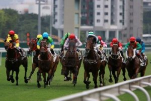 THE CHINA RACING SYNDROME 5