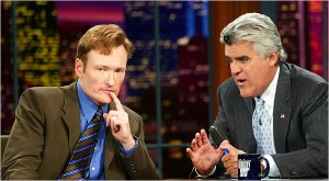 COMPETITION, CREATIVITY, CONS AND CONAN O'BRIEN AT THE RACES 19