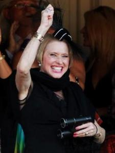 GAI WATERHOUSE AND TEA WITH THE MAD HATTER 11