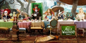 GAI WATERHOUSE AND TEA WITH THE MAD HATTER 5