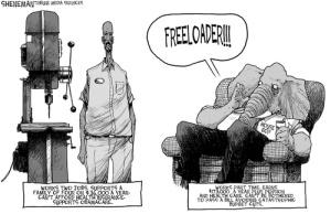THE INTERNATIONAL FREELOADERS 1