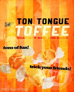 TOFFEE TONGUES  23