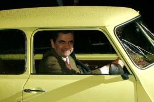 Mr Bean's Holiday Italian Premiere - Rome