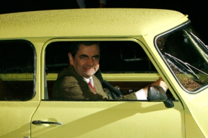 Mr Bean's Holiday Italian Premiere - Rome