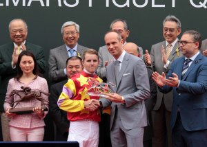 THE CHANGING FACE OF HORSE RACING 5