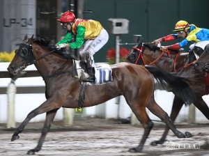 A DAY AT THE HK RACES WITH FAST TRACK 33