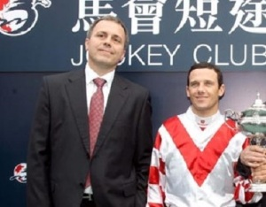 A DAY AT THE HK RACES WITH FAST TRACK 43