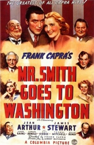 MR SMITH MIGHT HAVE GONE TO WASHINGTON