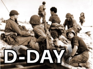 THE D DAY ISSUE 1