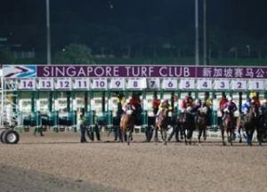 singapore horse racing