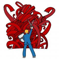 Cutting through red tape