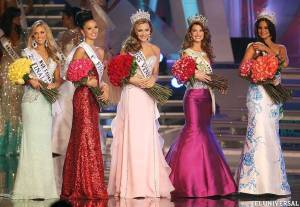 Miss Universe Pageant 2014