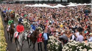 THE MELBOURNE CUP 2