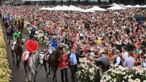 THE MELBOURNE CUP 25