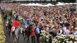 THE MELBOURNE CUP 7b