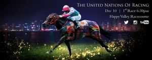 HONG KONG AND THE UNITED NATIONS OF RACING 15