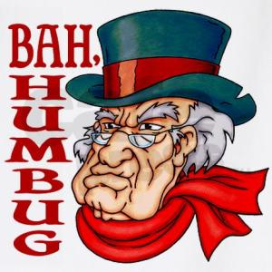 THE BAH HUMBUG SCROOGED TVN ISSUE 2