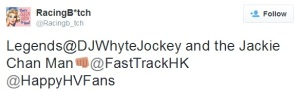 From the Racing Twitterverse 1a