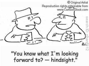 HAVING VISION AND SUDDEN FORESIGHT 1