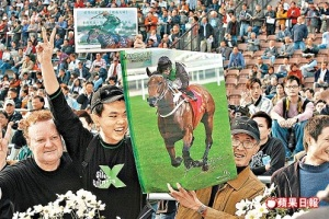 HONG KONG HERO AND ROCK STAR HORSE 9