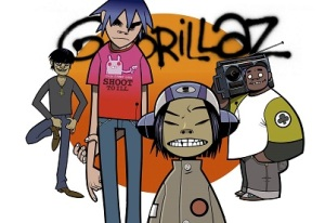 GORILLAZ WARFARE 1