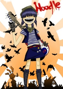 GORILLAZ WARFARE 4