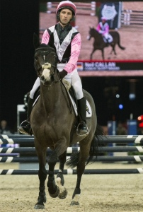 Longines Hong Kong Masters 2015 - Longines Speed Challenge