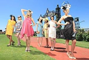 Melbourne spring carnival 2014