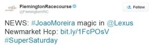 THE MAGIC OF MOREIRA 9a