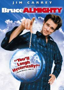 BRUCE ALMIGHTY WITH ZAC AND JOAO 1