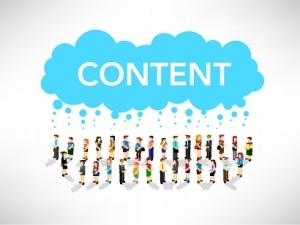 Consumer generated content