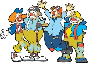 THE CLOWNS 1