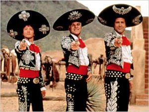ARE THE THREE AMIGOS FALLING APART 1