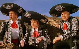 ARE THE THREE AMIGOS FALLING APART 2