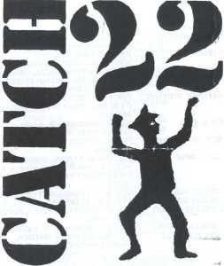 CATCH 22 4