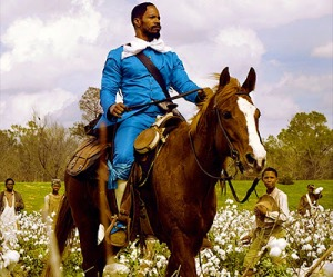 Django On A Horse
